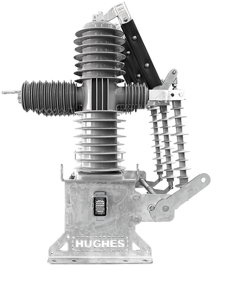 Hughes Power System time voltage sectionalizer